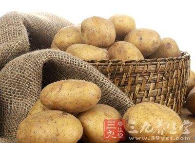 土豆升级成礼品 面粉馒头未见销售
