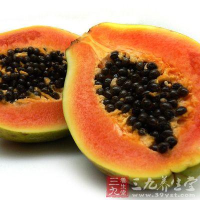 月经期间吃木瓜丰胸_木瓜怎么吃丰胸 有效的木瓜丰胸食谱(8)