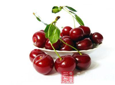 如果孕妇食欲不振,多吃些樱桃,有助于胎儿的健康