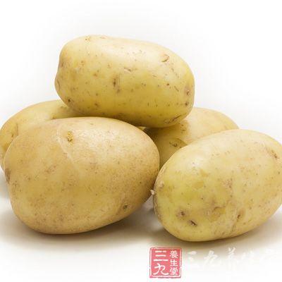 土豆是一种很棒的减肥食物