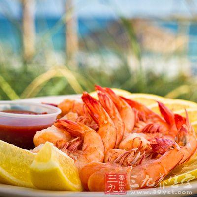煮虾(数只),烧洋葱,凉拌生芹菜,豆腐关于百合花图片