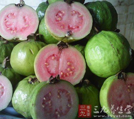 番石榴的营养价值 吃番石榴营养多多(6)