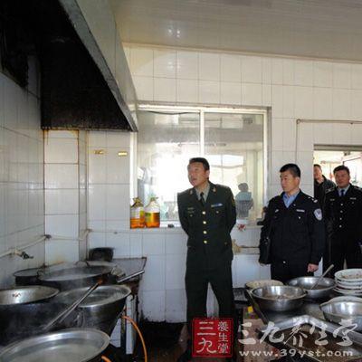双阳长春分局开展春节餐饮服务食品安全大检查瘦身片是什么做的图片