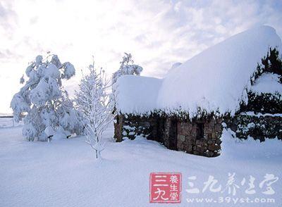 大雪养生 24节气大雪养生的9大原则