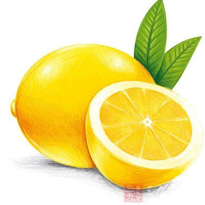 柠檬叶可用于提取香料,柠檬鲜果表皮可以生产柠檬香精油
