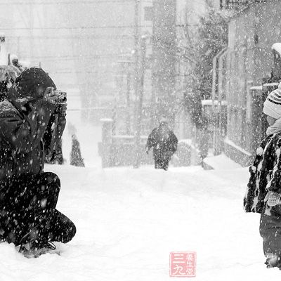 """大雪的注意事项 """"大雪""""需防呼吸病爆发"""