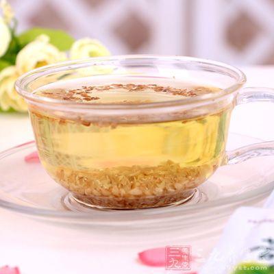 黑苦荞茶的功效与作用 美容瘦身黑苦荞茶