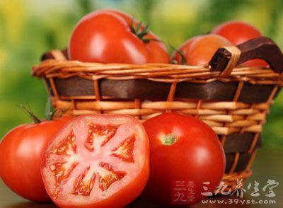 饮食禁忌 西红柿不能与什么同吃
