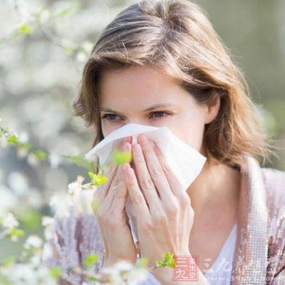 春季花粉过敏多发 过年游花市过敏怎么办