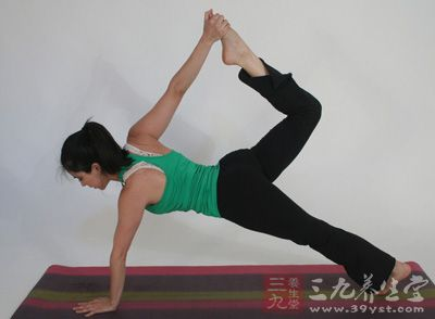 瘦腿禁忌4组瑜伽瘦腿瑜伽完美瘦身v瘦腿动作期图片