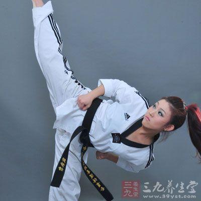 跆拳道品势 跆拳道动作名称及动作要求