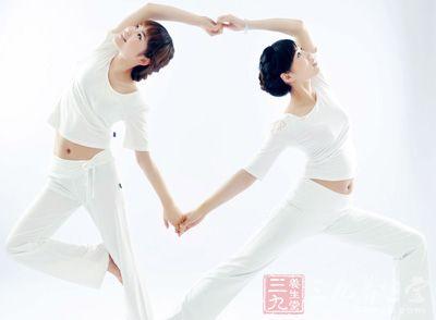 双人瑜伽 练习双人瑜伽的九大步骤