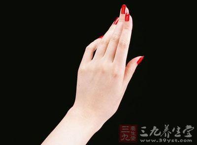 女人的手比男人脏