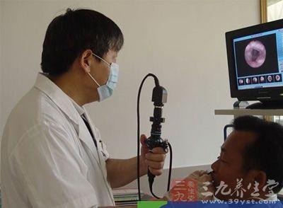 鼻涕痰中带血伴耳鸣 筛查鼻咽癌