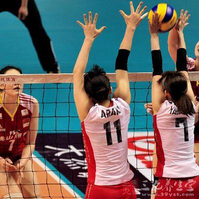 中国排球的起源 排球怎么打