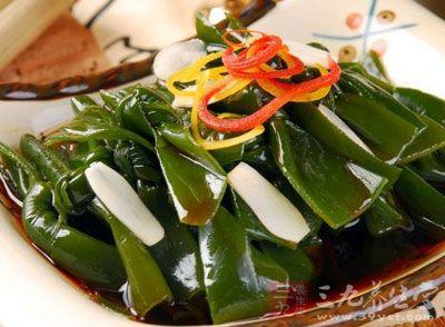 吃海带的好处 经常吃海带有哪些好处
