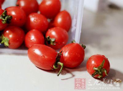 番茄是营养价值较高的水果
