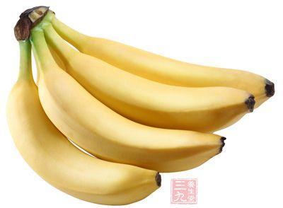 香蕉能护眼,首先和其富含钾有关