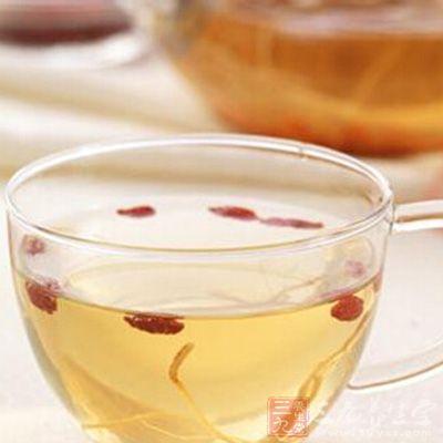 枸杞茶的功效 男人喝枸杞茶也有好处