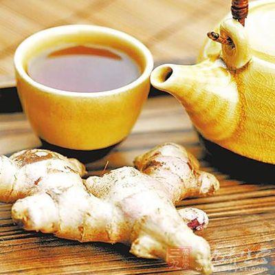 或姜粥:生姜5克,面条30克加水适量煮粥,再调一点糖和盐v生姜,每天两次.一品鲜大米图片