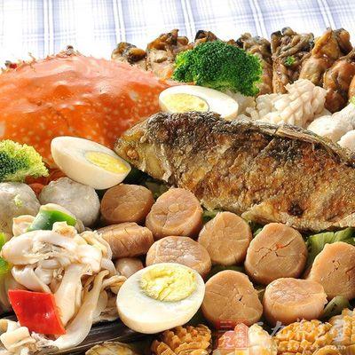 少吃动物性蛋白,多吃植物性蛋白