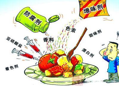 遂宁关注食品安全 减少食品添加剂危害图片