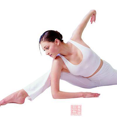 让肌肉在锻炼之后变得更有弹性,让身体变得更加健美