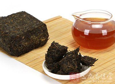 黑茶功效 黑茶养生保健功效大盘点