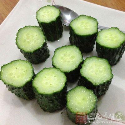 吃健美食用正确减肥黄瓜让你身轻如燕(4)牌机黄瓜瘦身飞跑图片