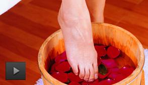 如何泡脚可以起到保健作用