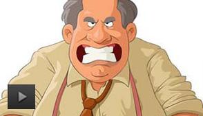 老年人经常暴躁易怒怎么办