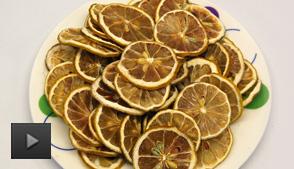 干柠檬片和鲜柠檬补充维C的效果一样吗