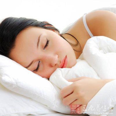 足够的睡眠,肝脏才可以得到完全的修复