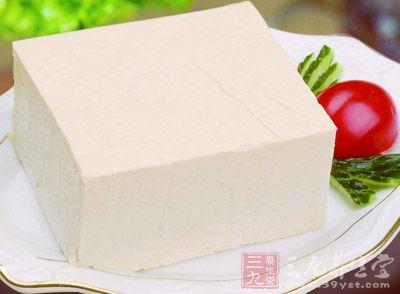 家常菜 脆皮豆腐