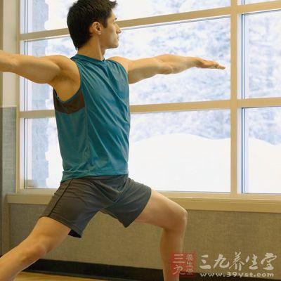 男人练瑜伽的好处