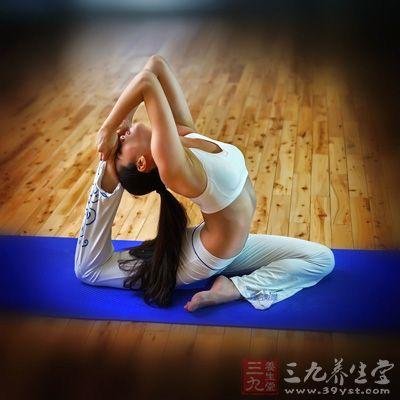 女性练瑜伽的18大好处
