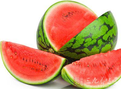 西瓜的营养价值 糖尿病人可以吃西瓜吗