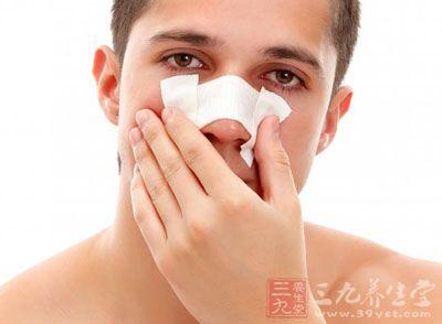 鼻子出血是怎么回事