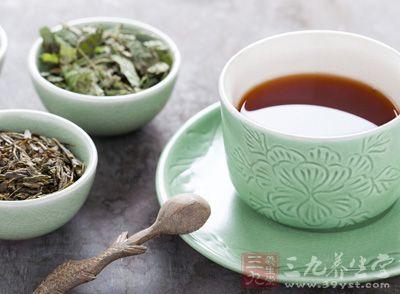 習慣喝些濃茶解酒