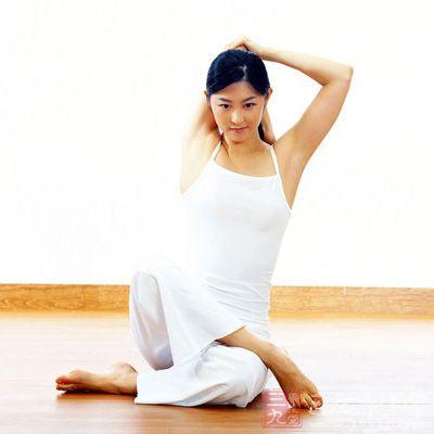 瑜伽可以瘦身?