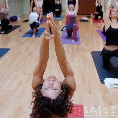 高温瑜伽的好处