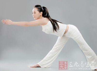 瑜伽促进血液循环