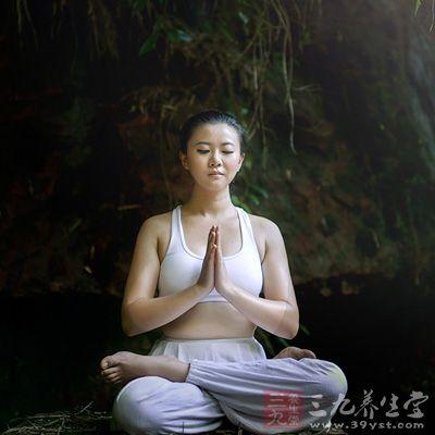 瑜伽真正的健康效益,来自于放松