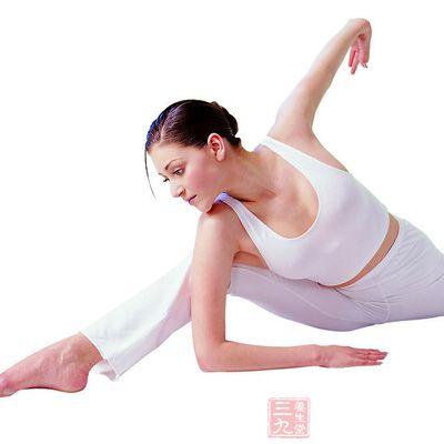 瑜伽是一种静中有动、动中有静、内外兼施的舒缓运动