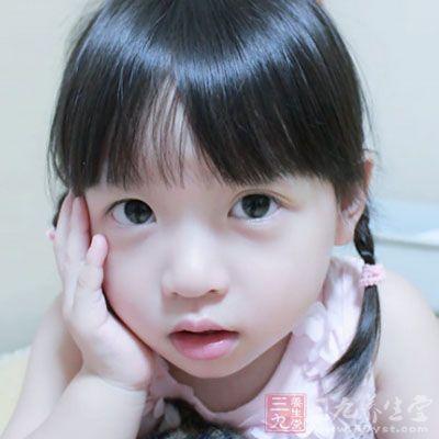 宝宝牙痛可爱图片