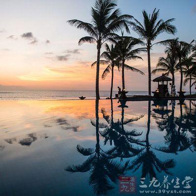印尼巴厘岛 水明漾