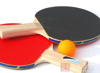 乒乓球发球技术 2个接发球技术要点