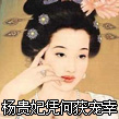 杨贵妃凭何获宠幸