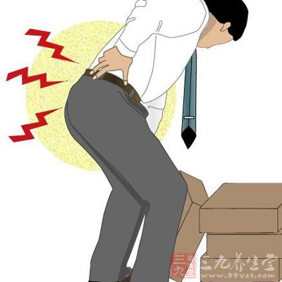 按摩法治疗久坐引起的腰疼   男人久坐腰痛是怎么回事   1.