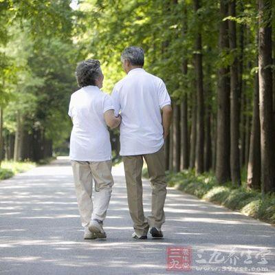 走路快也可以长寿
